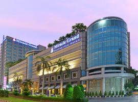 奇迹大酒店,位于曼谷的酒店