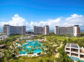 三亚理文索菲特度假酒店 (连住特惠,春节预售),位于三亚的酒店