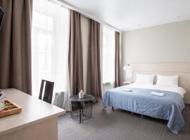 涅夫斯基紫苑酒店,位于圣彼得堡的公寓