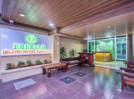 Emerald Island Hotel,位于长滩岛的酒店