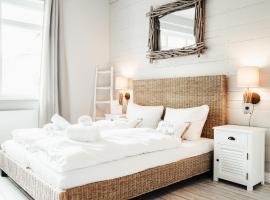 BeachBude Apartments,位于蒂门多弗施特兰德的公寓