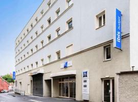 格拉茨城宜必思快捷酒店,位于格拉茨的酒店