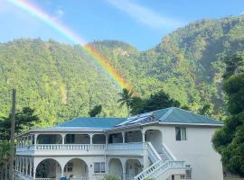Soufriere Guesthouse,位于Soufrière的酒店