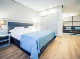 卡尔顿里奥哈美居酒店,位于洛格罗尼奥的酒店