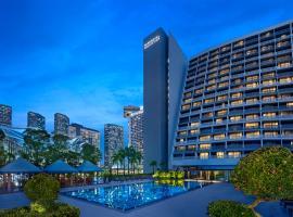 新加坡滨海湾宾乐雅臻选酒店,位于新加坡的酒店