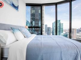 Australia 108 city comfort,位于墨尔本的酒店