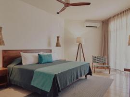 Hotel Bardo,位于图卢姆的酒店