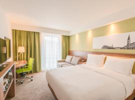 Hampton by Hilton Frankfurt City Centre,位于美因河畔法兰克福的酒店
