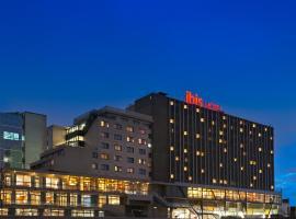 巴黎17区克利希-巴蒂尼奥勒宜必思酒店(前贝尔西尔酒店)