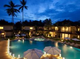 巴厘岛努沙杜阿大智者酒店