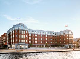 Hotel BOAT & CO,位于阿姆斯特丹的酒店