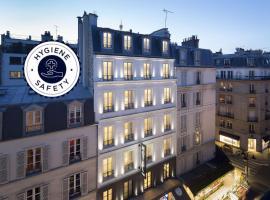 德克勒酒店 ,位于巴黎的酒店