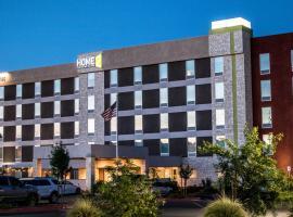 拉斯维加斯大道南希尔顿欣庭套房酒店,位于拉斯维加斯的酒店