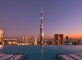 Address Sky View,位于迪拜的酒店