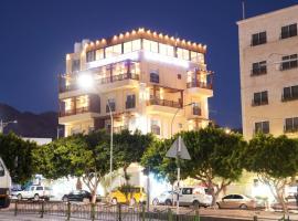 Laverda Hotel,位于亚喀巴皇家游艇俱乐部附近的酒店