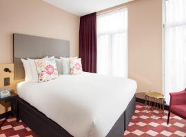 Krisotel,位于阿姆斯特丹的酒店