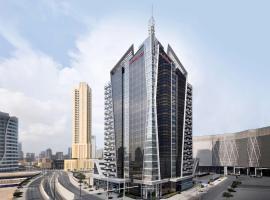 Mövenpick Hotel Apartments Downtown Dubai,位于迪拜的公寓