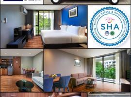 Amp Am House Bangkok Hotel,位于曼谷的酒店