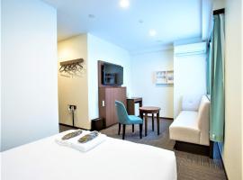 Hotel Livemax Shin Yokohama,位于横滨的酒店