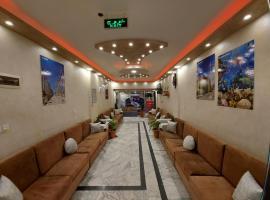 Zuwwar Aqaba,位于亚喀巴亚喀巴堡附近的酒店