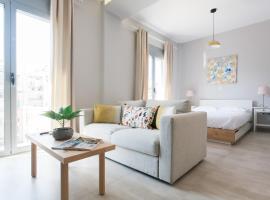 Omnia Pagrati Apartments,位于雅典的公寓