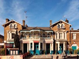 桥园酒店,位于伦敦的酒店