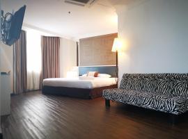 怡保麗閣酒店,位于怡保的酒店