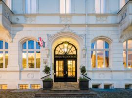彼勒菲德尔酒店,位于比勒费尔德的酒店