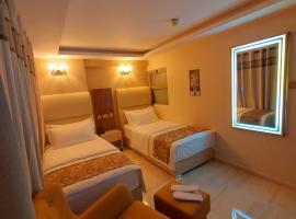 Jordan Seasons Hotel,位于亚喀巴亚喀巴堡附近的酒店