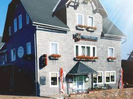 Hotel Restaurant Oberland,位于伦韦格地区诺伊豪斯的酒店