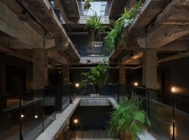 植光花园酒店,位于台中市的酒店