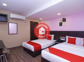 OYO 89775 98inn Near Hospital Miri,位于米里的酒店