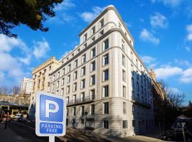 Be Mate Plaza España,位于马德里的公寓