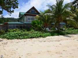 月光海滩别墅酒店, 拉迪格岛
