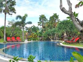 巴厘岛芳香别墅酒店