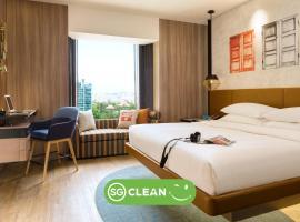 新加坡东陵JEN酒店,位于新加坡爱雍·乌节附近的酒店
