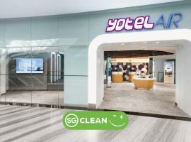 YOTELAIR Singapore Changi Airport (SG Clean),位于新加坡新加坡博览会展览中心附近的酒店