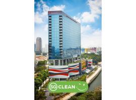 Hotel Boss (SG Clean),位于新加坡的酒店