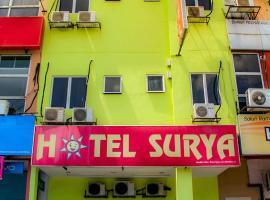 Hotel Surya,位于巴生的酒店