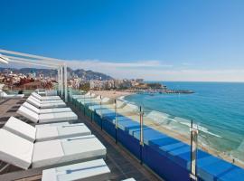 Hotel Villa del Mar,位于贝尼多姆的酒店