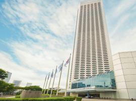 史丹佛瑞士酒店,位于新加坡政府大厦地铁站附近的酒店