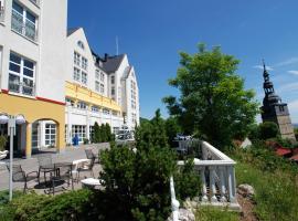 巴特弗兰肯豪森住宅酒店, Bad Frankenhausen
