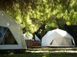 印多摩卡萨布兰卡露营地