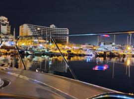 红海船屋,位于埃拉特埃拉特长廊附近的酒店