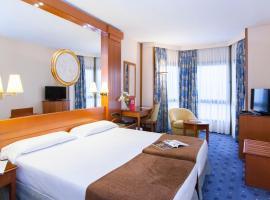 布拉克斯丝绸酒店,位于洛格罗尼奥的酒店