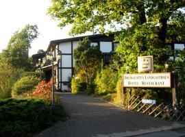 德瑞豪森韦德霍夫乡村旅馆