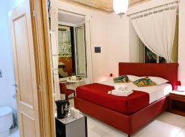我来借宿酒店,位于罗马的旅馆