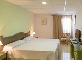 马尔科萨酒店,位于拉克鲁斯的酒店