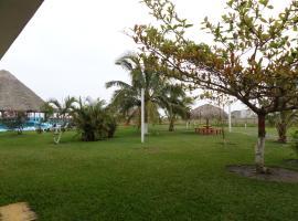 Hotel Costa Azul, 卡西塔斯