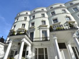 皇家楚兰海德公园酒店,位于伦敦波多贝罗路市集附近的酒店